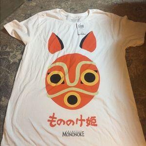 Studio Ghibli unisex hot topic tee shirt size M